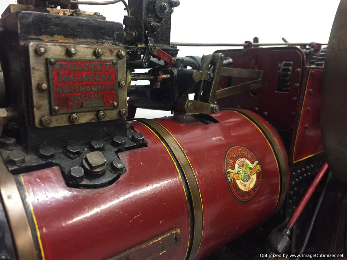 test royal-chester-live-steam-traction-engine-model-for-sale-08-optimized