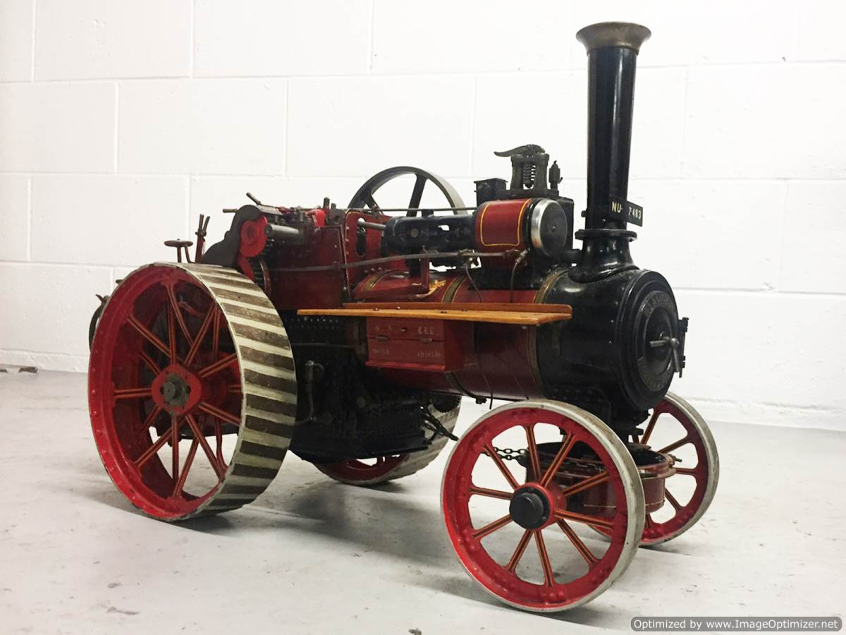 test royal-chester-live-steam-traction-engine-model-for-sale-10-optimized