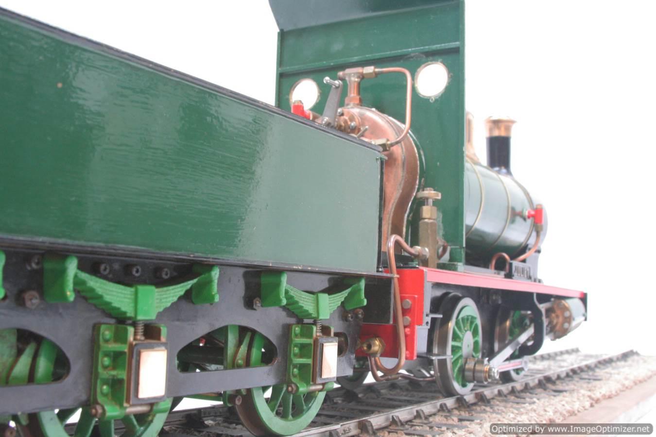 test 3 gauge LBSC Juliet steam model for sale 02-Optimized
