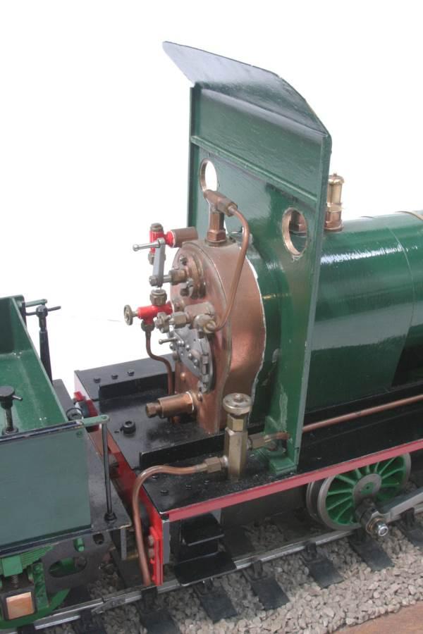test 3 gauge LBSC Juliet steam model for sale 03-Optimized