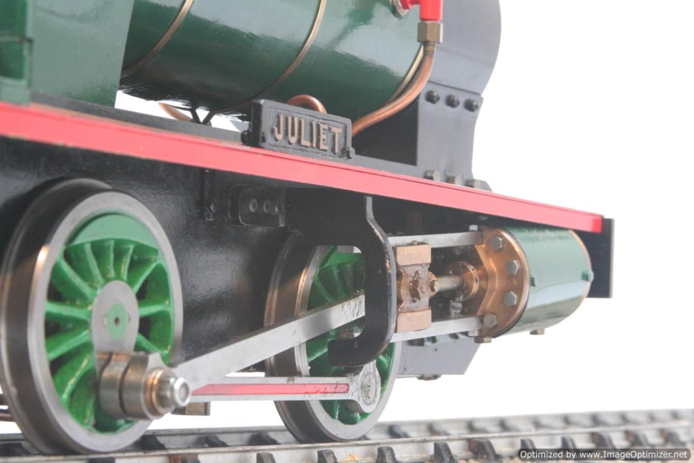 test 3 gauge LBSC Juliet steam model for sale 05-Optimized