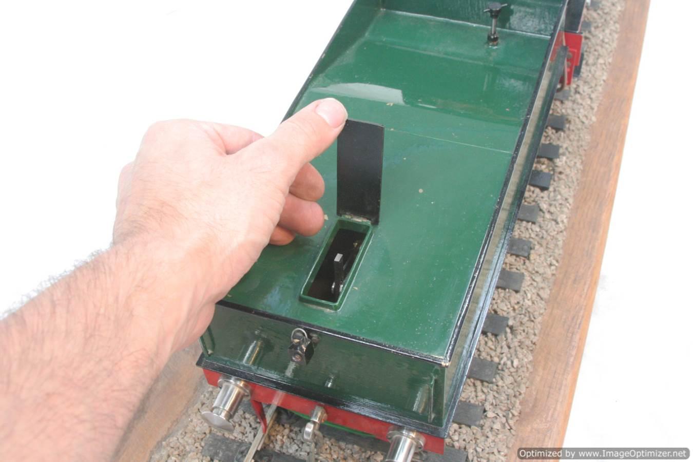 test 3 gauge LBSC Juliet steam model for sale 07-Optimized