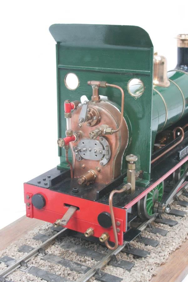 test 3 gauge LBSC Juliet steam model for sale 10-Optimized