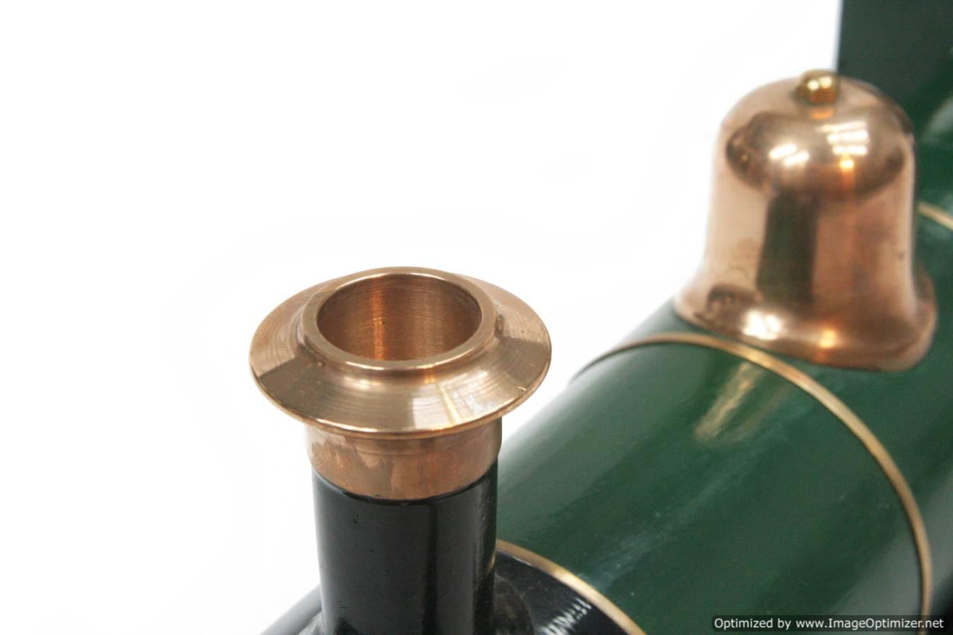 test 3 gauge LBSC Juliet steam model for sale 11-Optimized