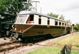 test GWR Railcar