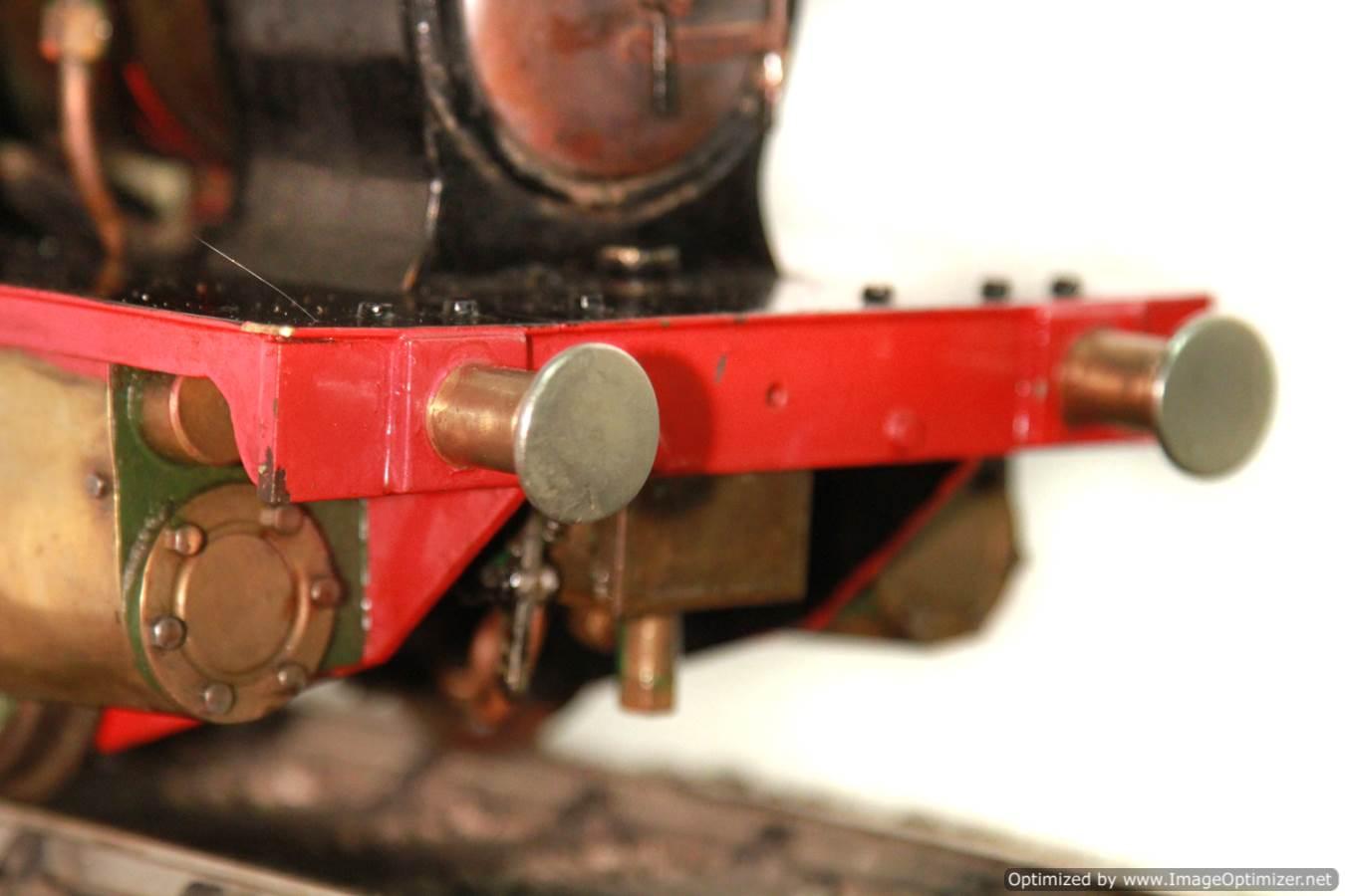 test Tich Live Steam locomotive For sale 10 Optimized