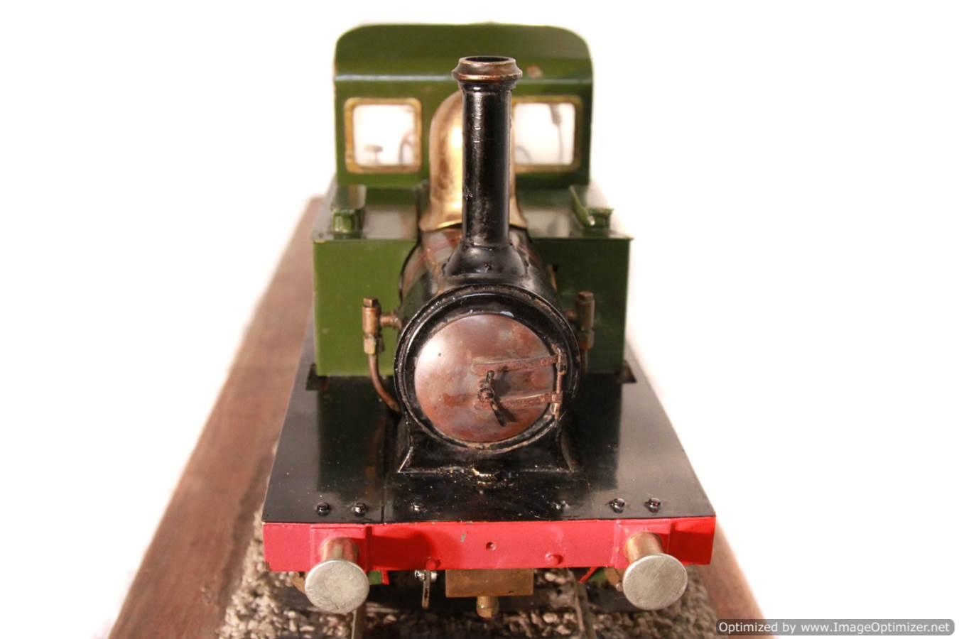 test Tich Live Steam locomotive For sale 12 Optimized