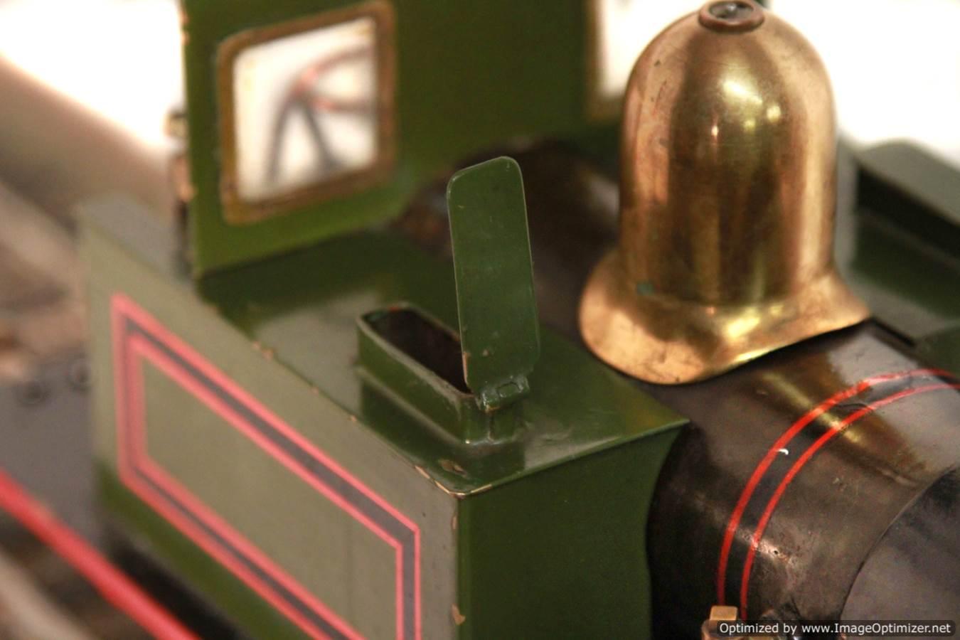 test Tich Live Steam locomotive For sale 13 Optimized