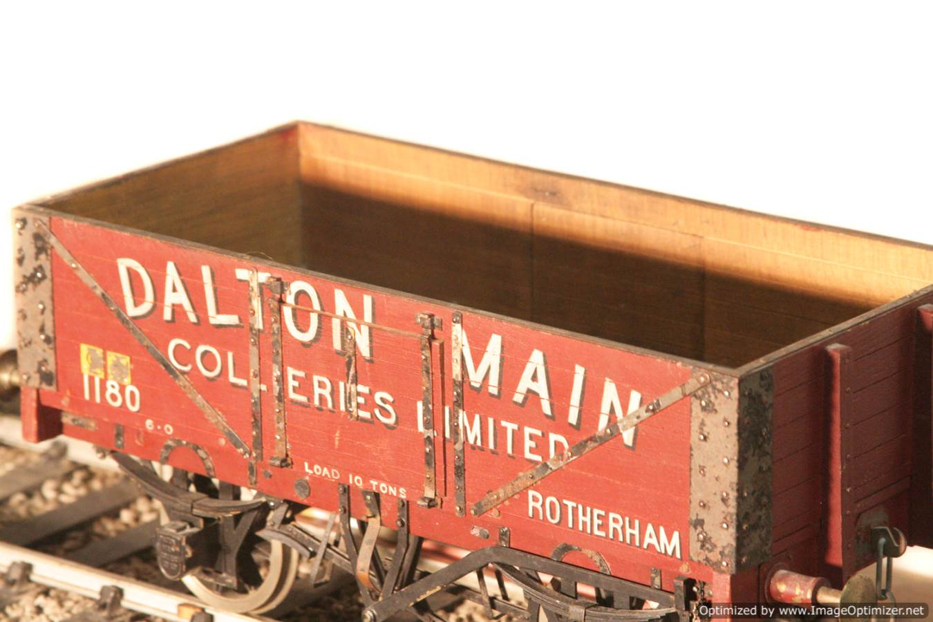 test Dalton wagon live steam for sale 01 Optimized