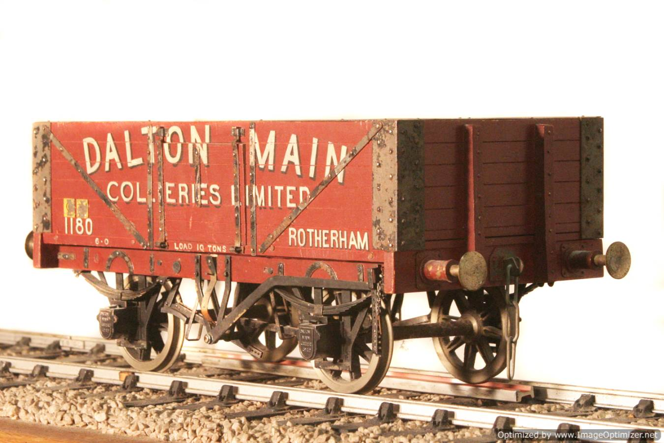 test Dalton wagon live steam for sale 02 Optimized