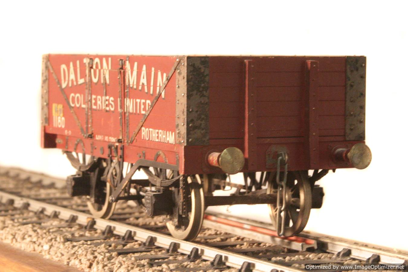 test Dalton wagon live steam for sale 03 Optimized