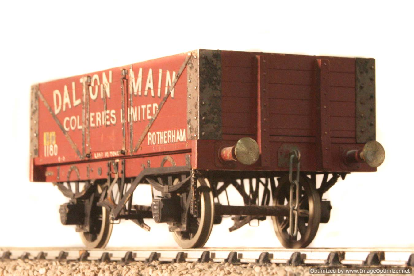 test Dalton wagon live steam for sale 04 Optimized