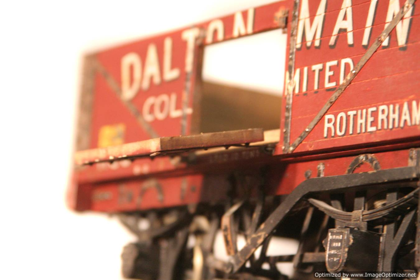 test Dalton wagon live steam for sale 08 Optimized