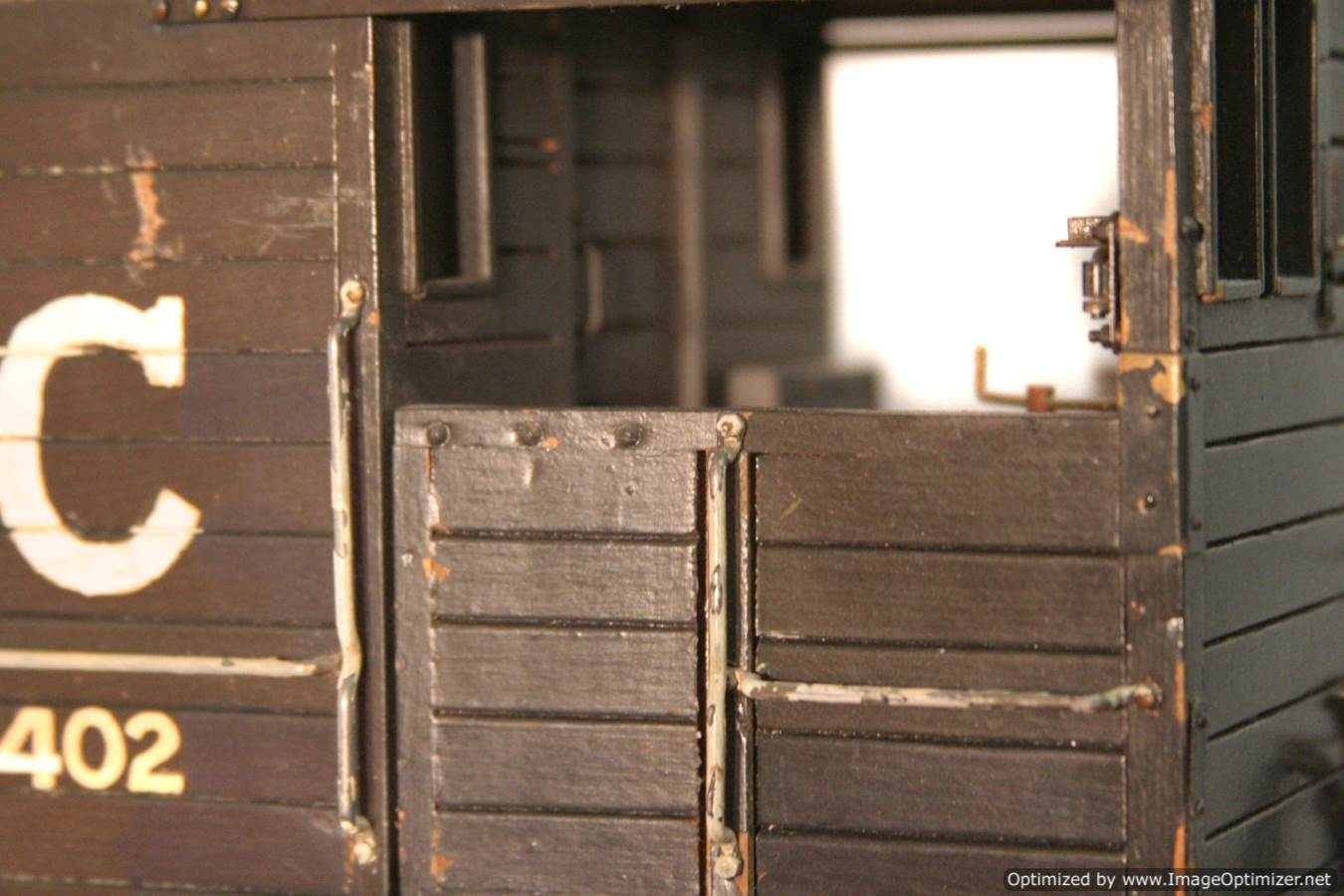 test Great Central Railway Guards Van live steam model for sale 05 Optimized