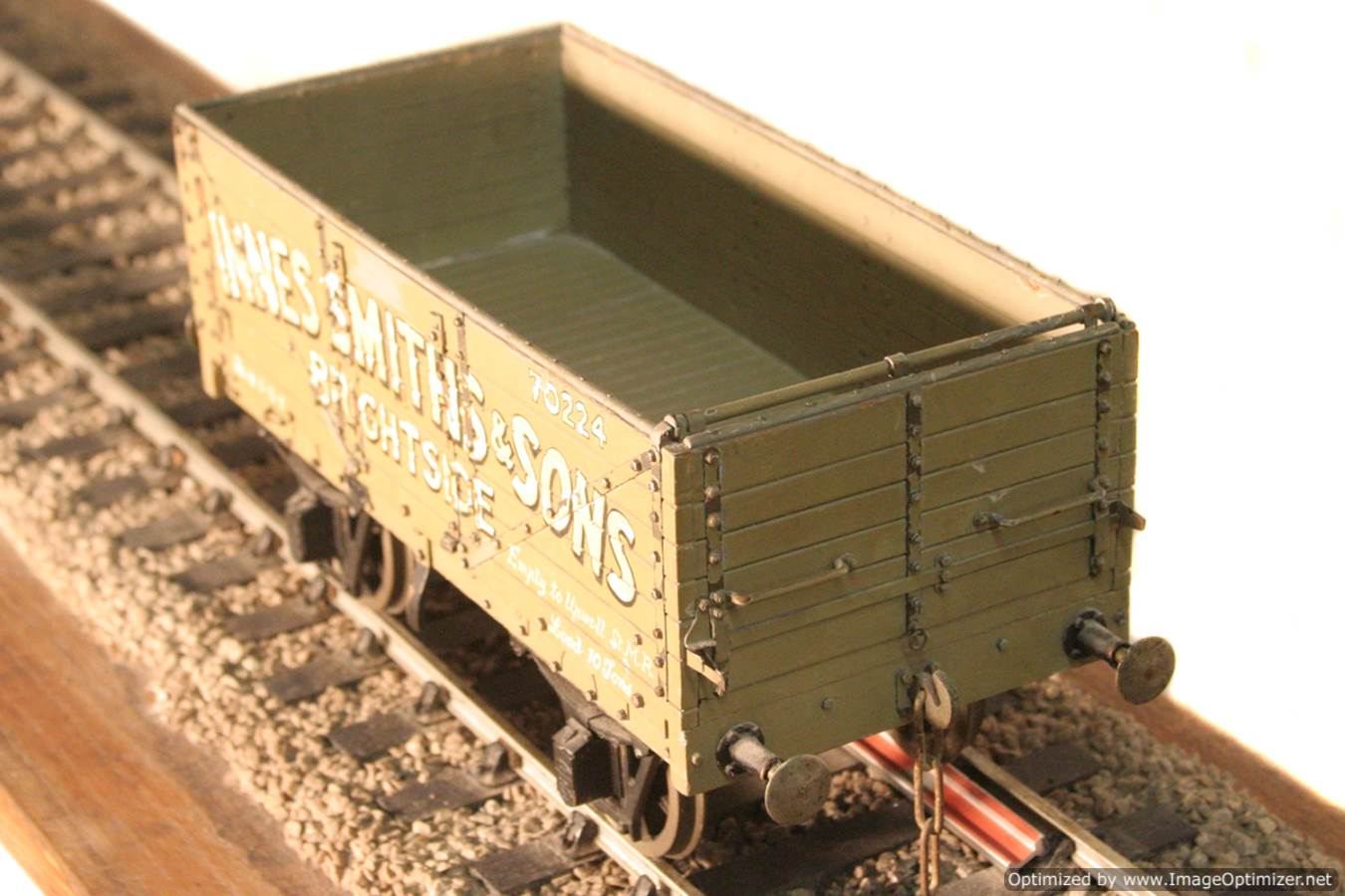 test Live steam coal wagon for sale 09 Optimized