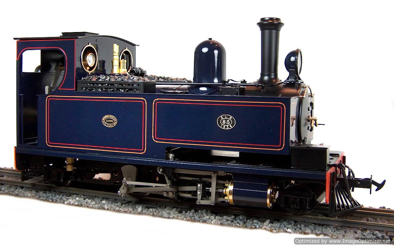 test No.14 W & L 2-6-2 T live steam locomotive for sale 05 Optimized