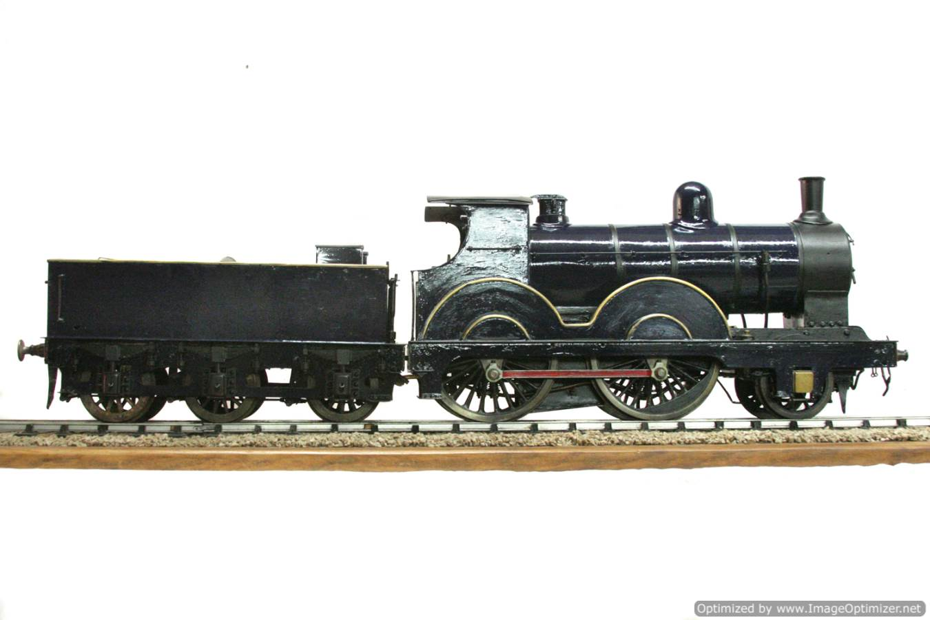 test Petrolea live steam locomotive for sale 01 Optimized