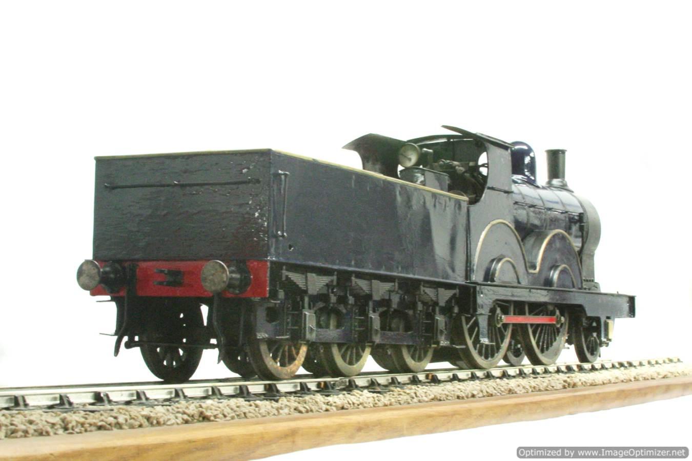 test Petrolea live steam locomotive for sale 02 Optimized