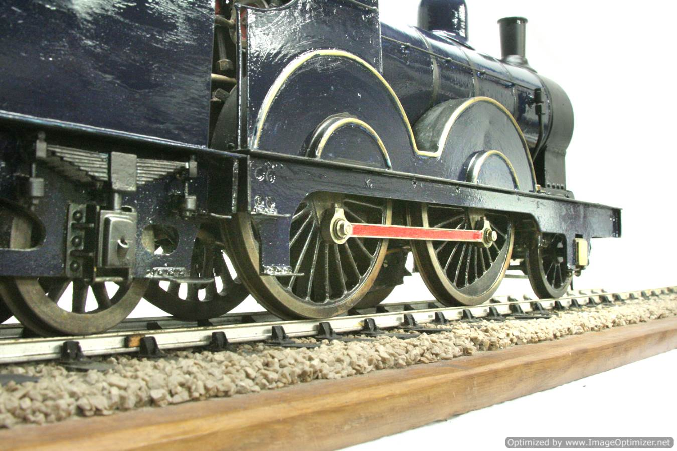 test Petrolea live steam locomotive for sale 03 Optimized