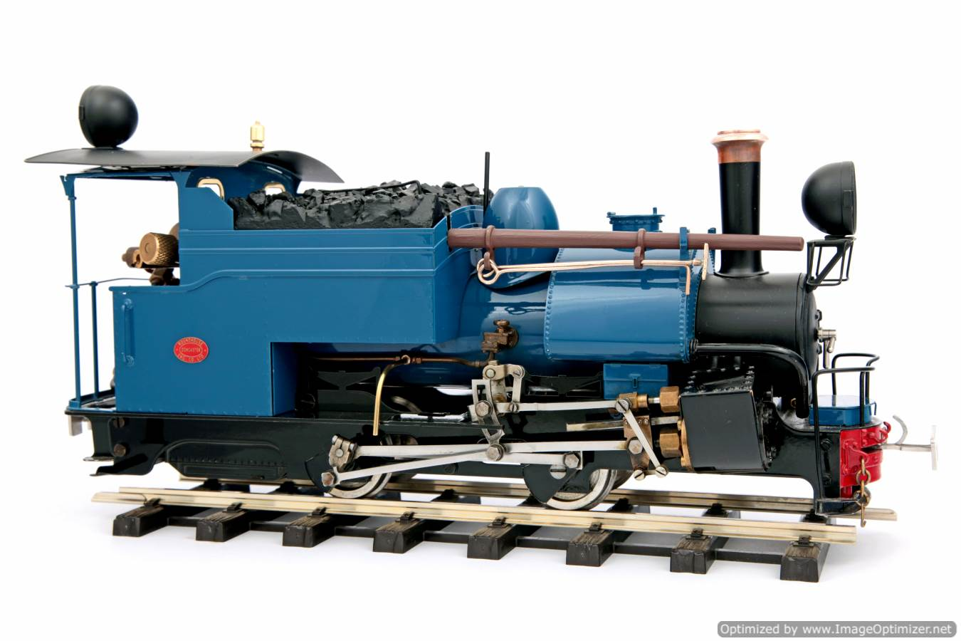 test Roundhouse Darjeeling Himalayan railway B class for sale 03 Optimized