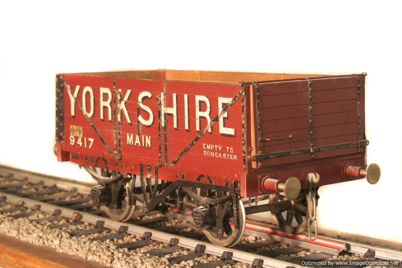 test Yorkshire live steam wagon for sale 02 Optimized