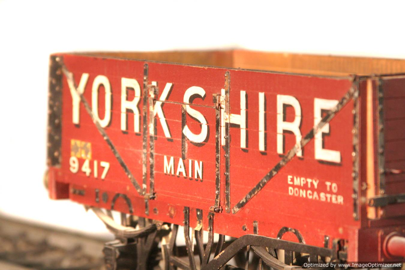 test Yorkshire live steam wagon for sale 03 Optimized
