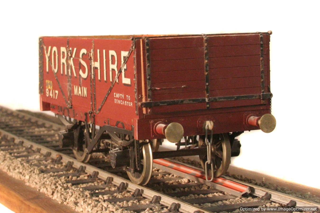 test Yorkshire live steam wagon for sale 04 Optimized