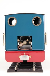 bertie roundhouse live steam garden rail locomotive for sale 02
