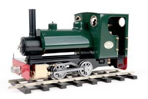 bertie roundhouse live steam garden rail locomotive for sale