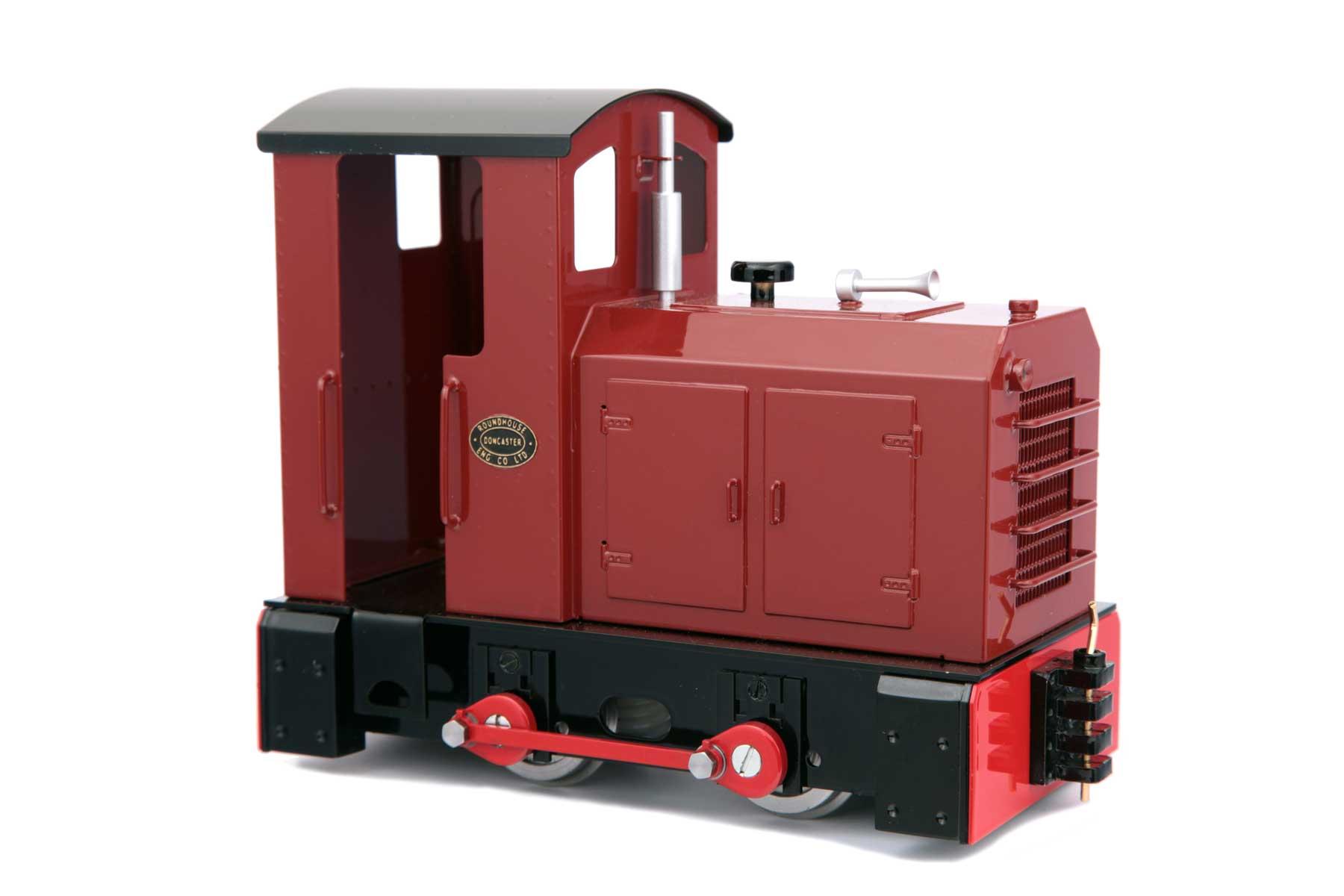 test bulldog Diesel locomotive for sale 02