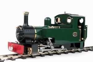 lady anne live steam locomotive garden rail for sale 01