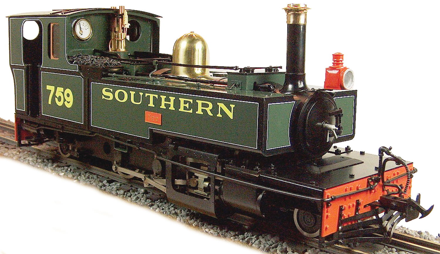 test lyn live steam locomotive for sale 00