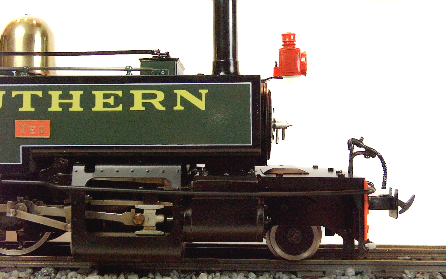 test lyn live steam locomotive for sale 03