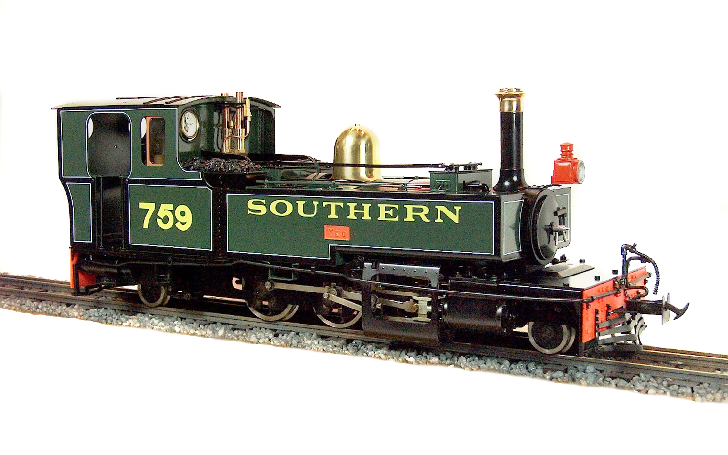 test lyn live steam locomotive for sale 05