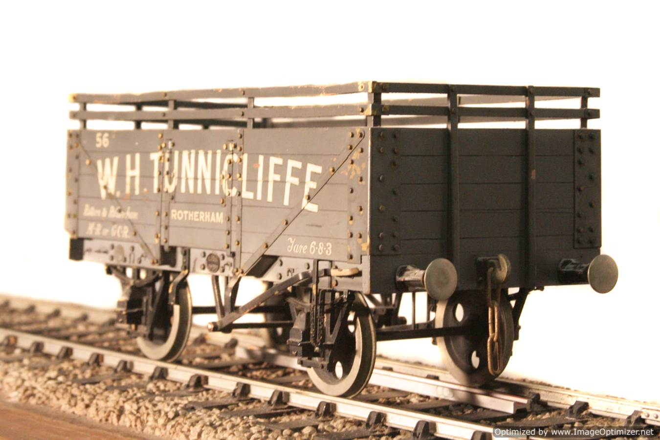 test tunnicliffe wagon live steam for sale 01 Optimized