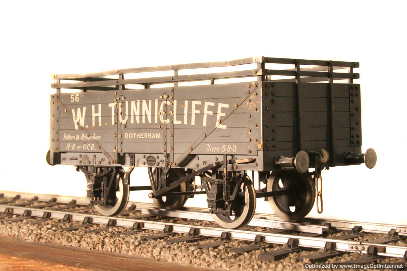 test tunnicliffe wagon live steam for sale 02 Optimized