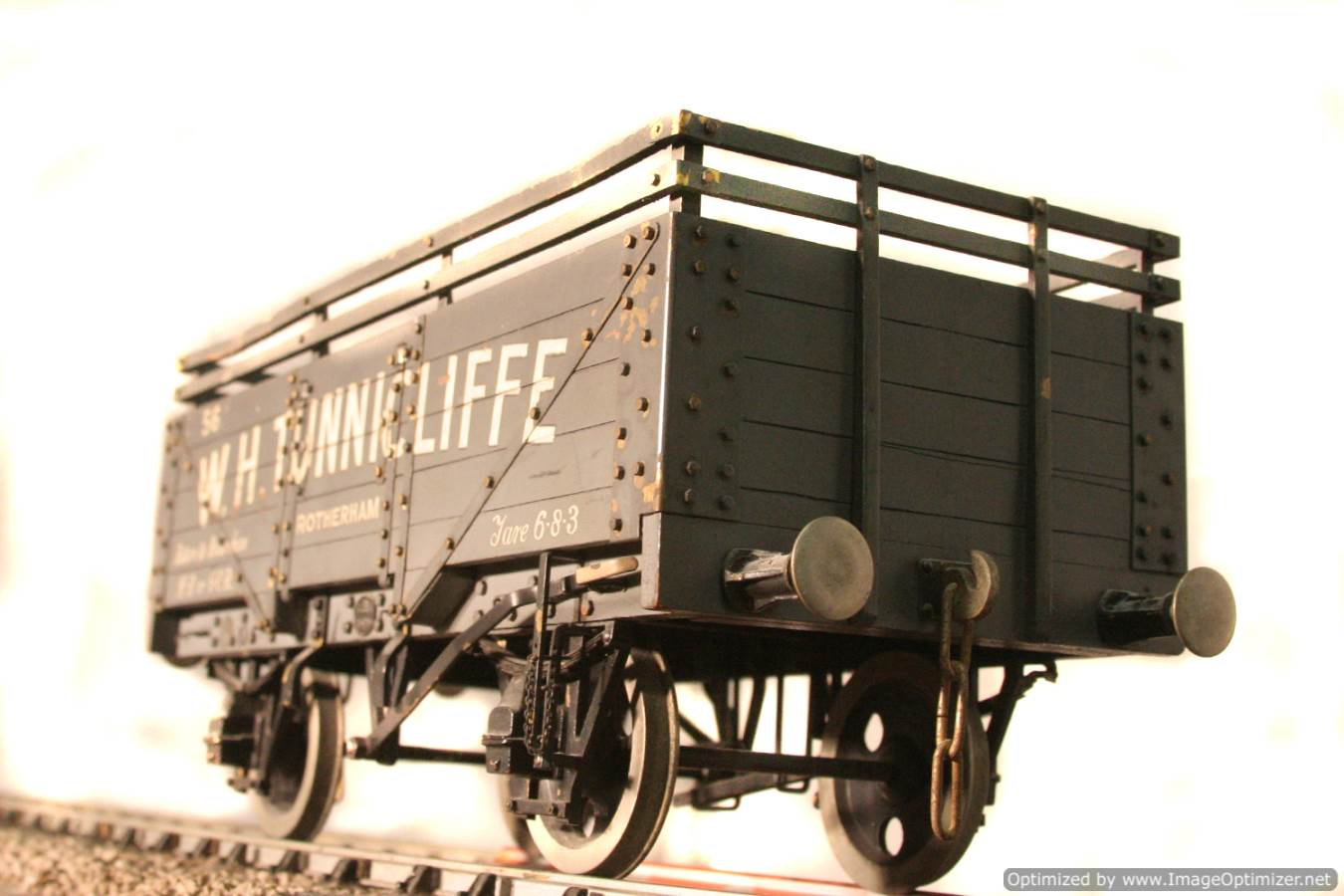 test tunnicliffe wagon live steam for sale 06 Optimized