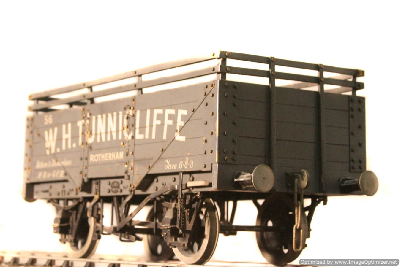 test tunnicliffe wagon live steam for sale 09 Optimized