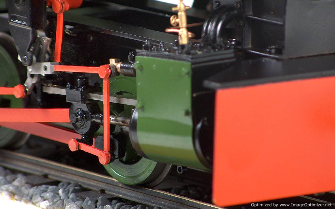 test Bagnall live steam garden rail locomotive for sale 06-Optimized