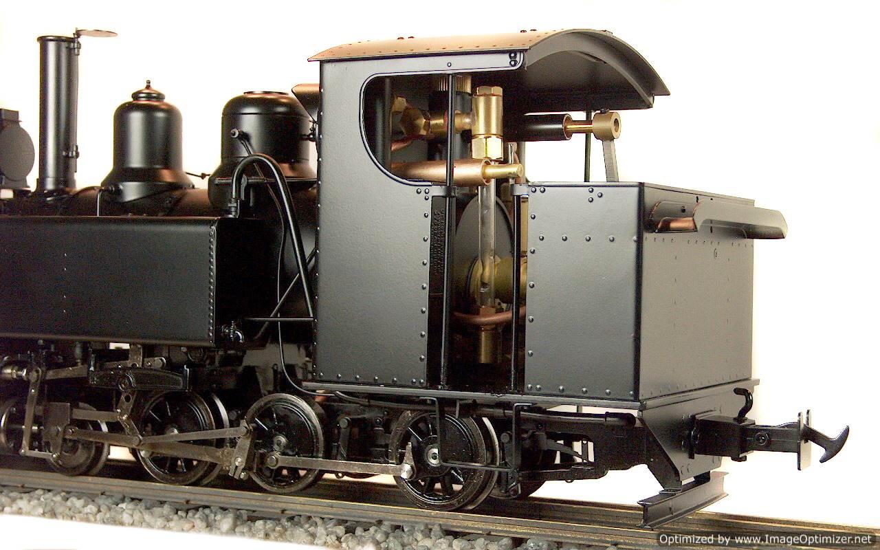 test Baldwin live steam garden rail locomotive for sale 03-Optimized