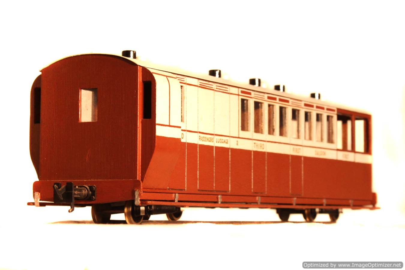 test L&B 32mm Garden Rail live steam locomotive carriages for sale 03 Optimized