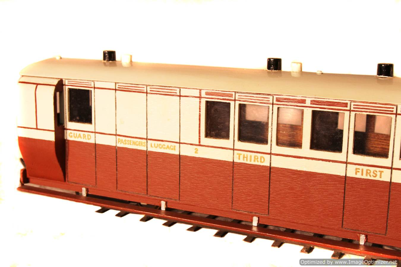 test L&B 32mm Garden Rail live steam locomotive carriages for sale 04 Optimized