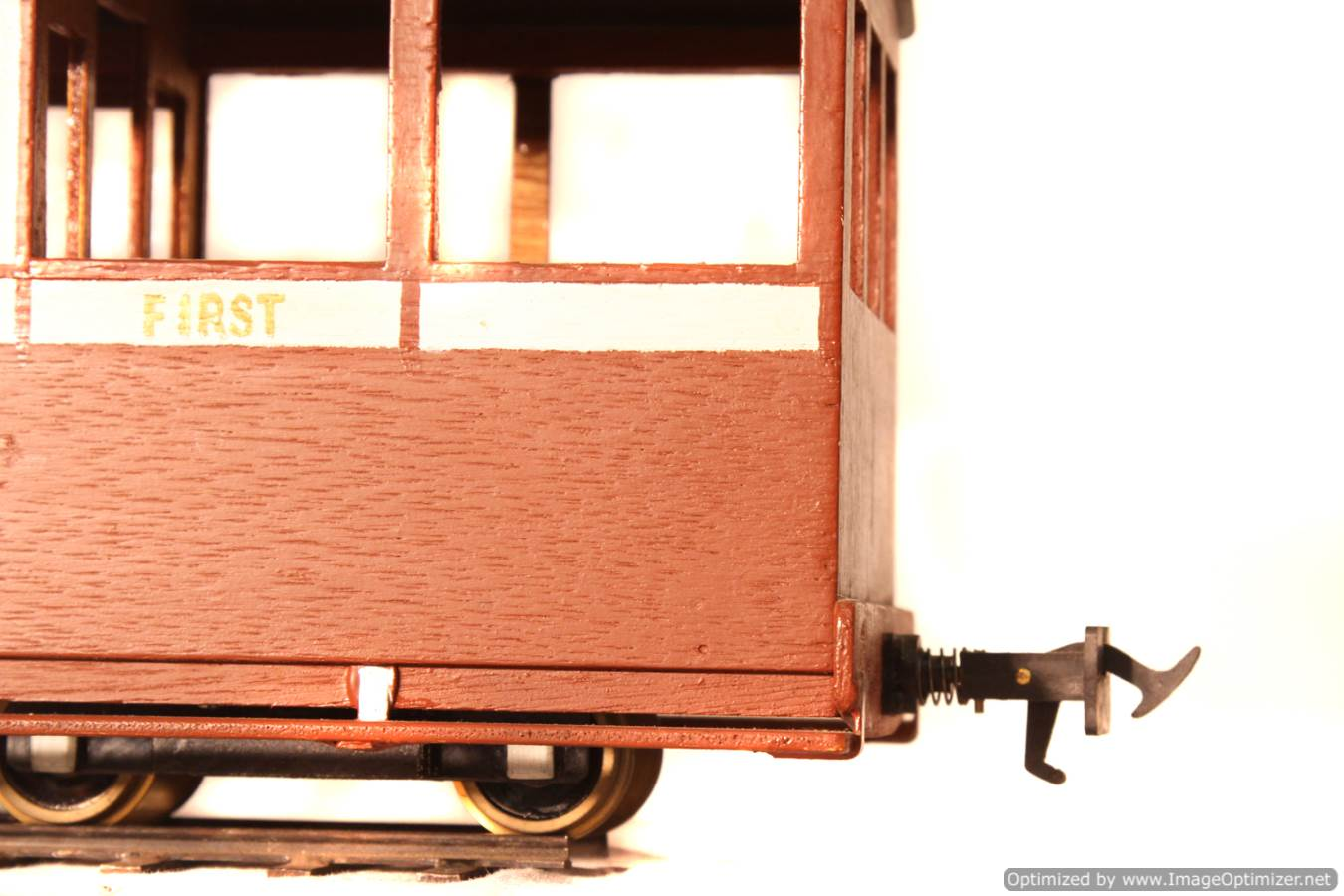 test L&B 32mm Garden Rail live steam locomotive carriages for sale 05 Optimized