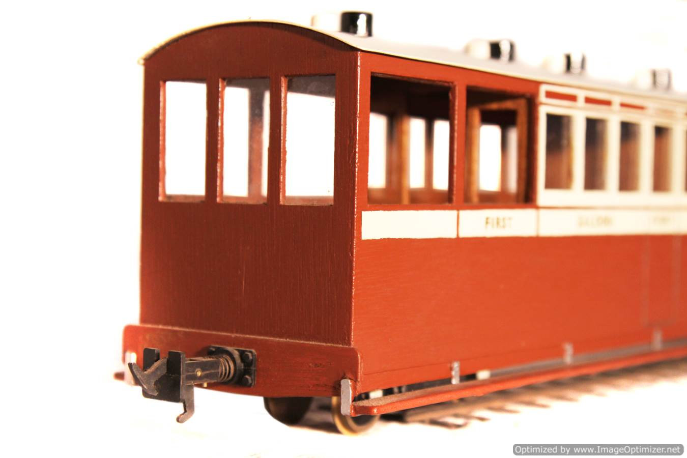 test L&B 32mm Garden Rail live steam locomotive carriages for sale 07 Optimized