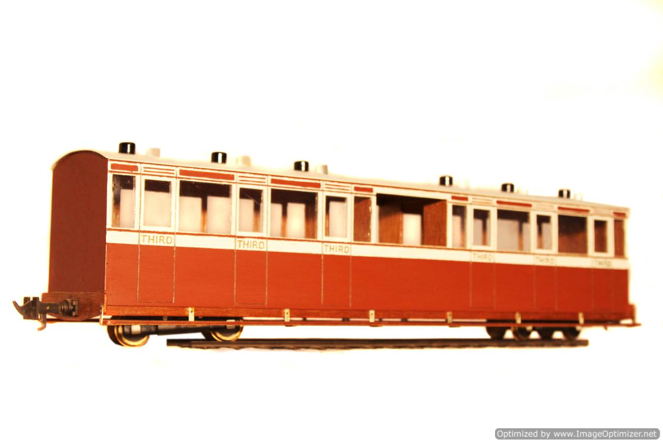 test L&B 32mm Garden Rail live steam locomotive carriages for sale 09 Optimized
