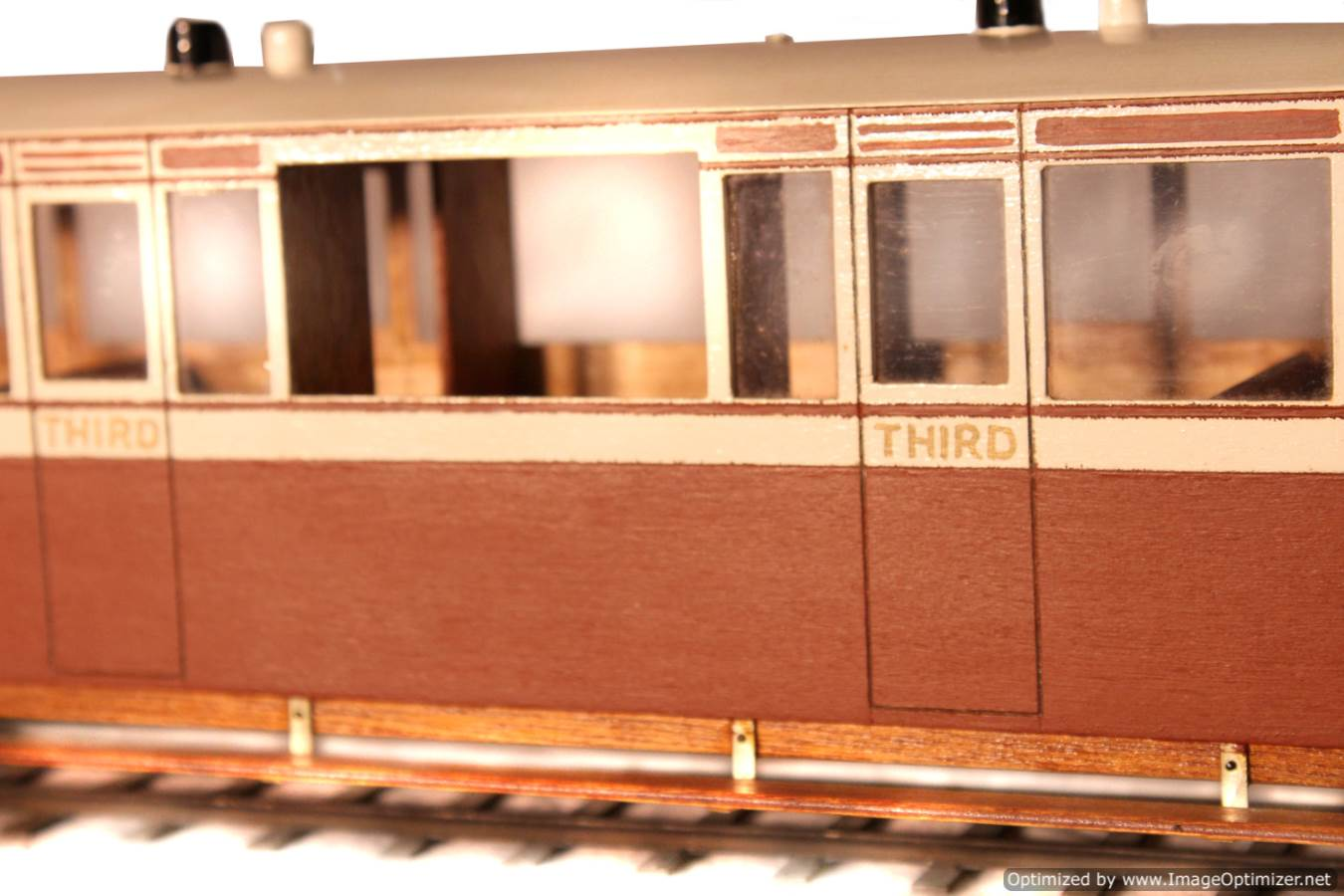 test L&B 32mm Garden Rail live steam locomotive carriages for sale 14 Optimized