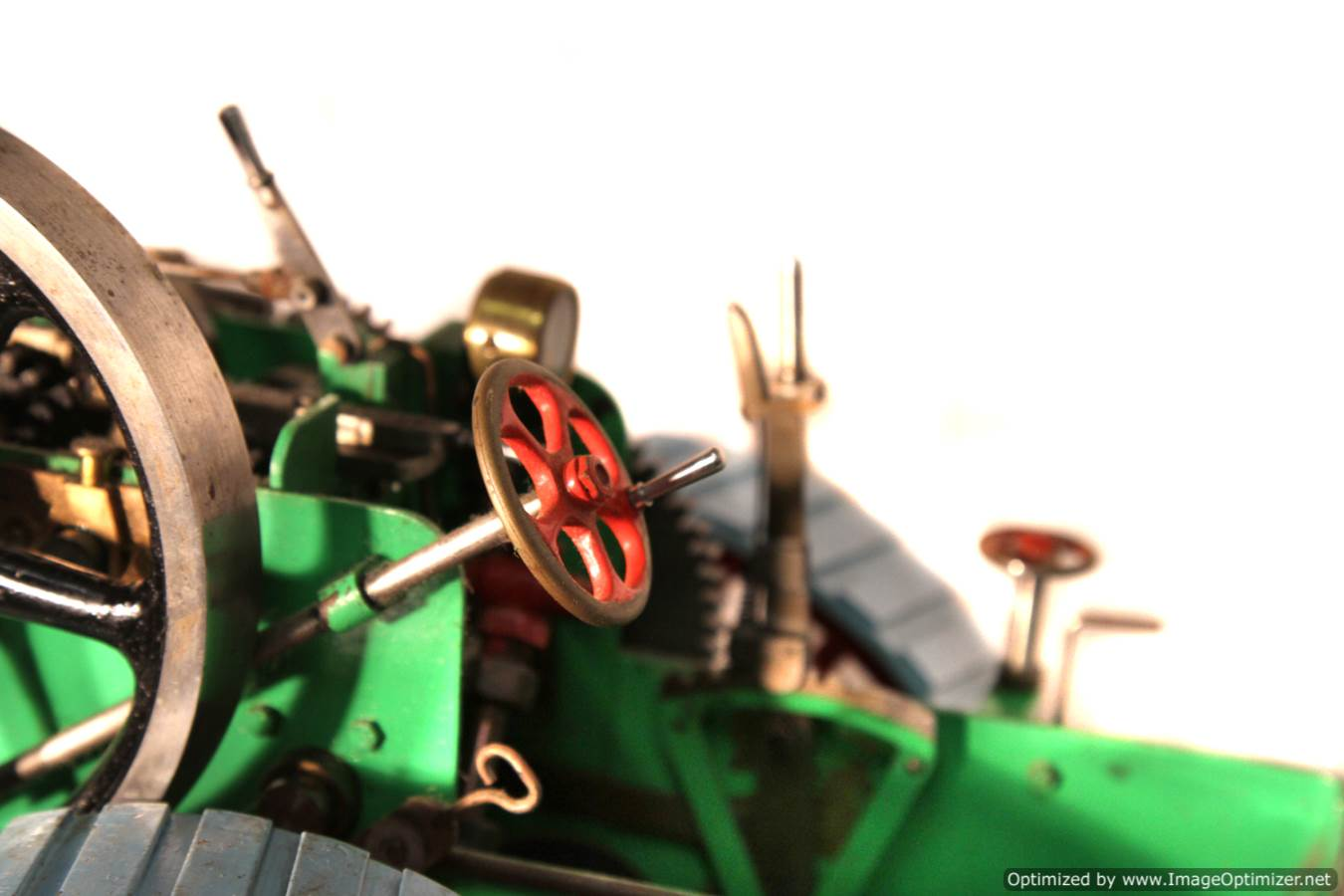 test Minnie live steam traction engine for sale 07 Optimized