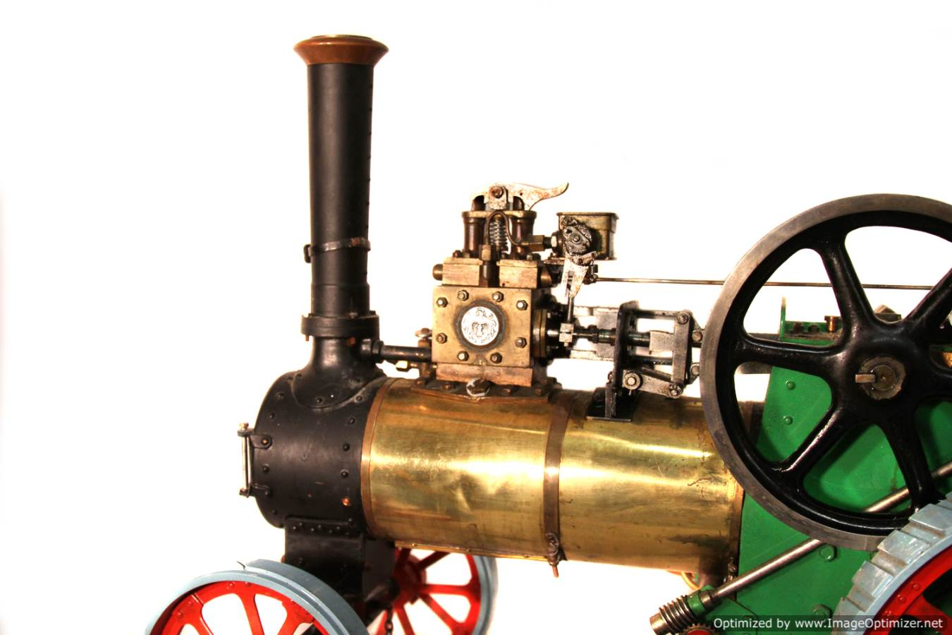 test Minnie live steam traction engine for sale 09 Optimized