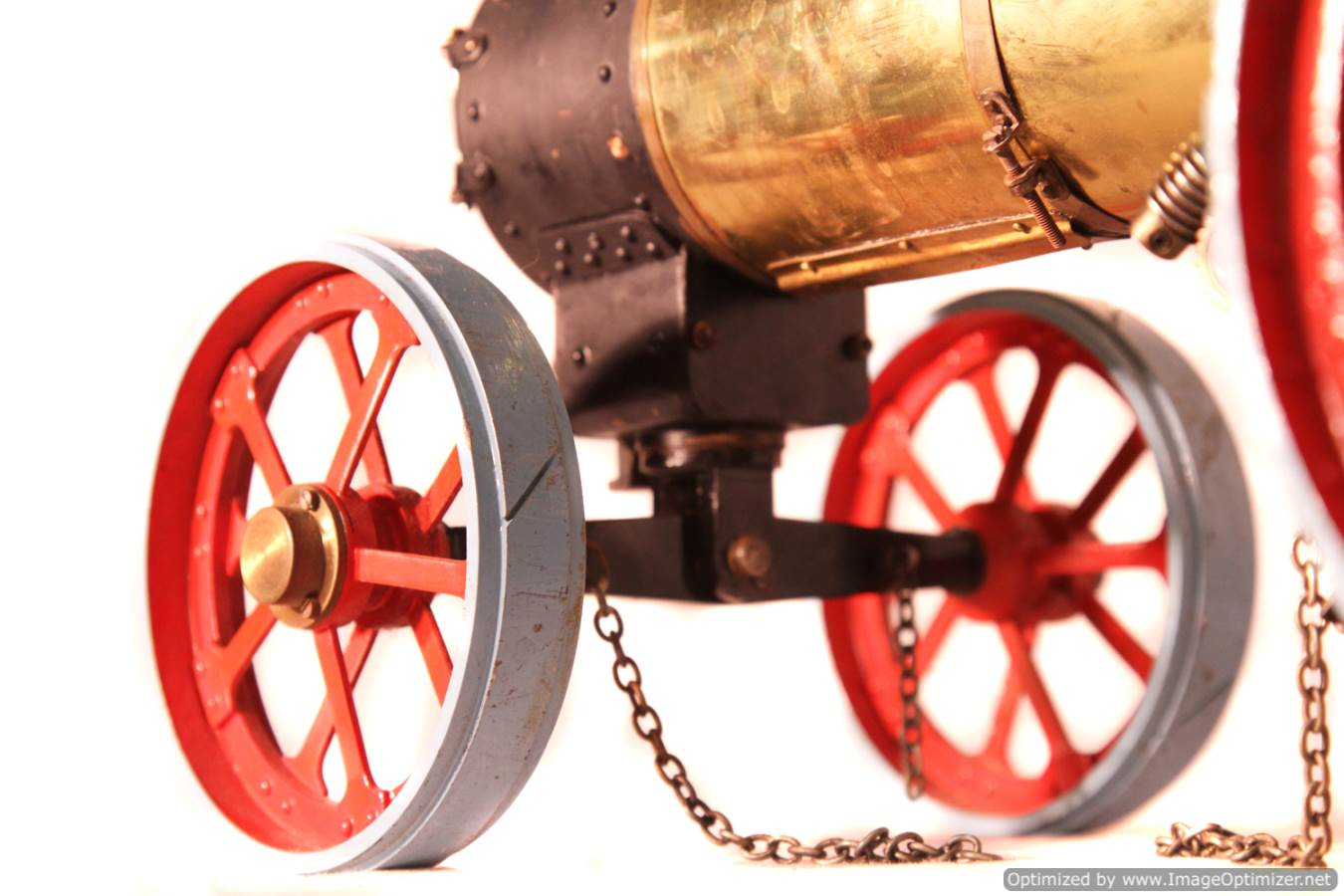 test Minnie live steam traction engine for sale 11 Optimized