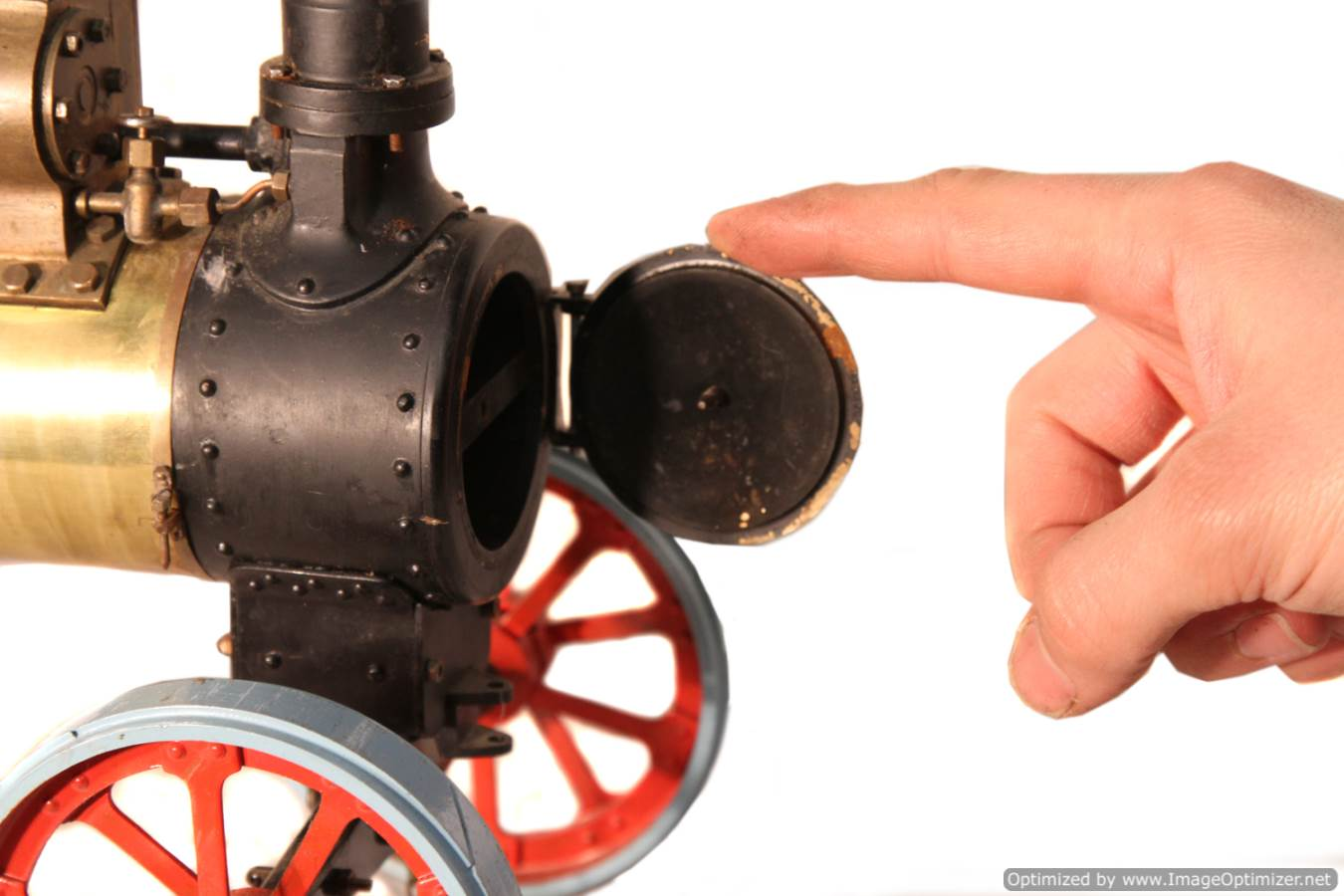 test Minnie live steam traction engine for sale 13 Optimized